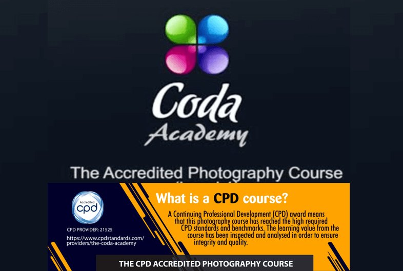 CPD Accredited Photography Course lifetime deals