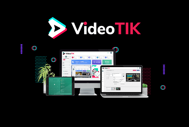 VideoTik - TikTok Video Creator Software With AI Automation Lifetime deal at $32 Only