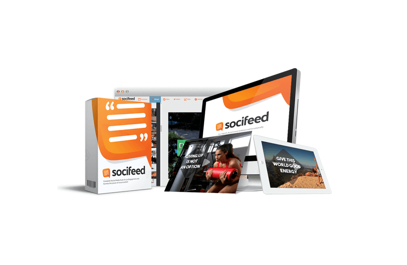 SoicFeed – 1-Click Automated Video Broadcasting and Creation Software Lifetime Deal at $29.95 Only